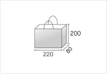 Sサイズの紙袋