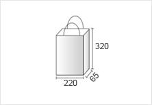 SMサイズの紙袋