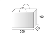 LLサイズの紙袋