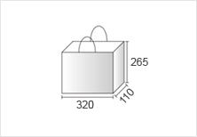 Mサイズの紙袋