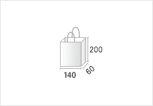SBサイズの紙袋