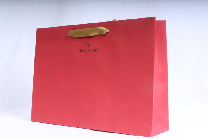 晒クラフト紙の紙袋サンプル3
